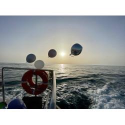 השכרת יאכטה מפוארת ליום הולדת חלומית בים
