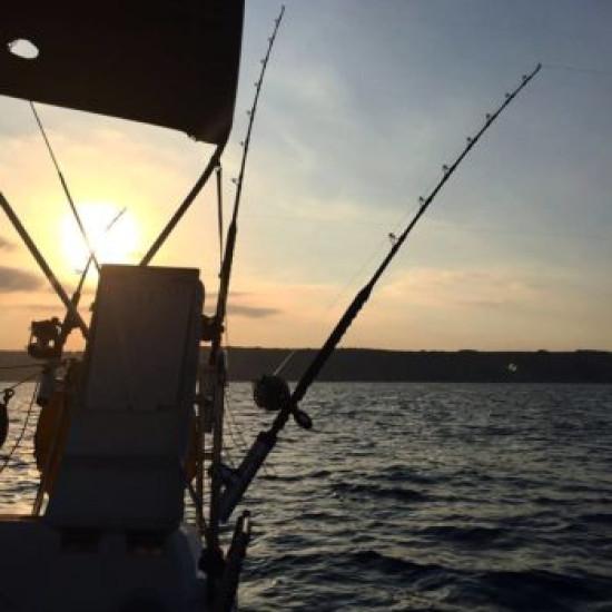הפלגות דייג עם YACHTLV