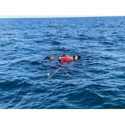 הפלגת צלילה חופשית - אימון