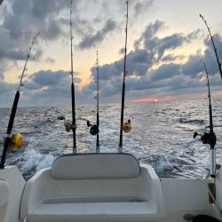 הפלגת דייג  בטרולינג